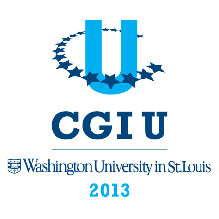 CGI U 2013 | Washington University in St. Louis