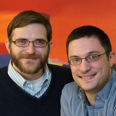 Henry Schreiber and Nick Sanchez